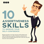 Increase confidence in speaking with techniques in assertiveness