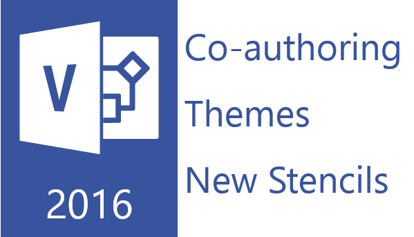 What's new in Visio 2016