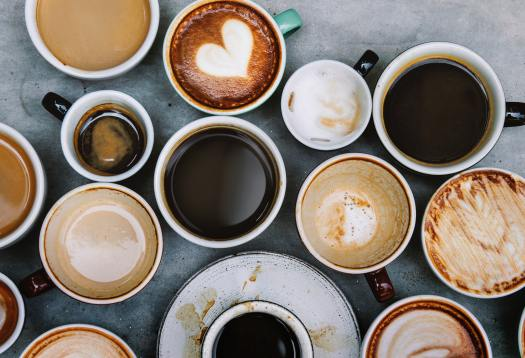 Coffee is a normal environmental habit that affects our time management