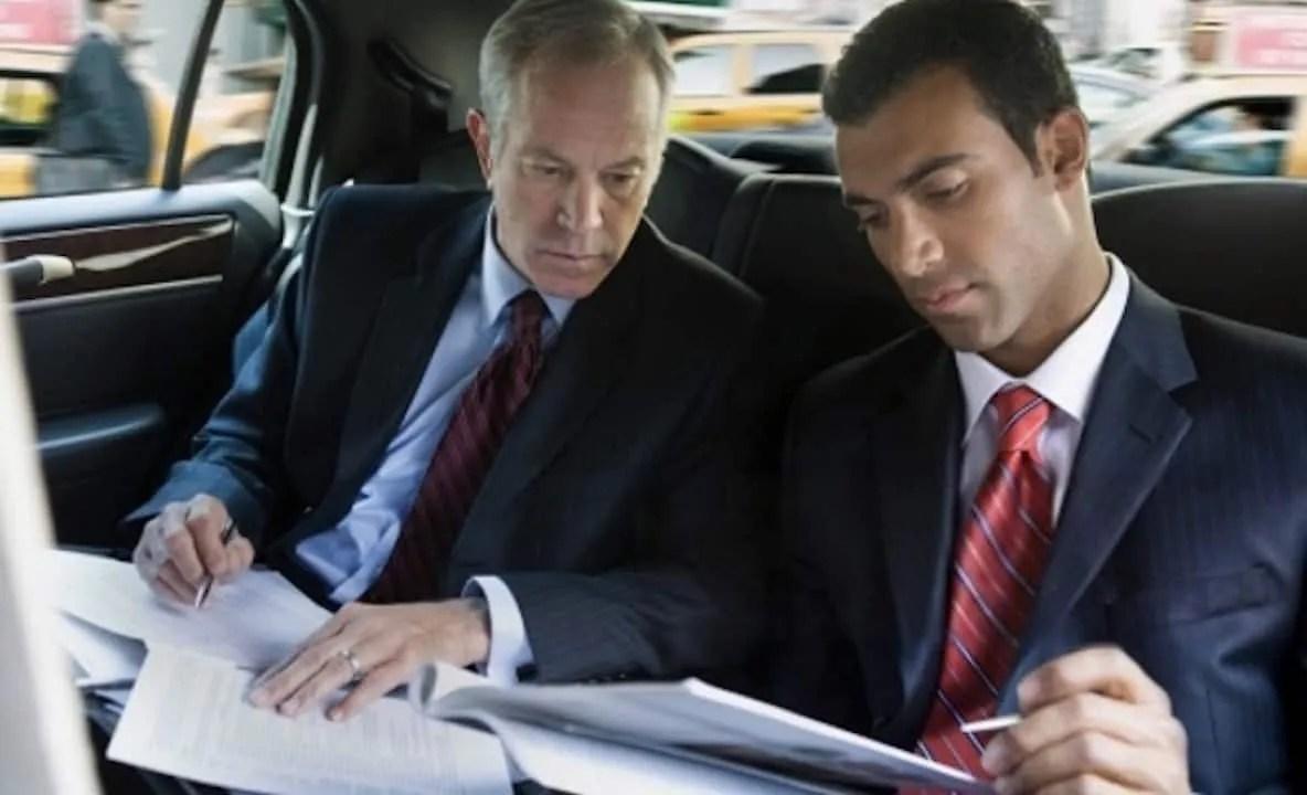 Business Travel Chauffeur
