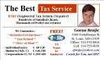 The Best Tax Service
