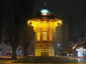 Sebilj in Sarajevo