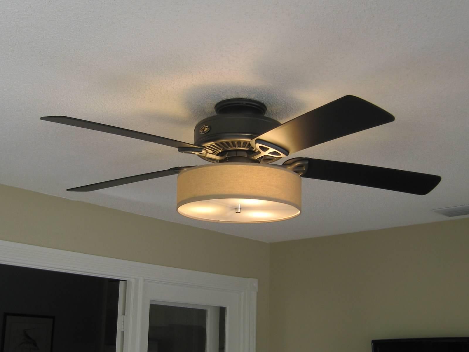 How Change Light Bulb Monte Carlo Ceiling Fan