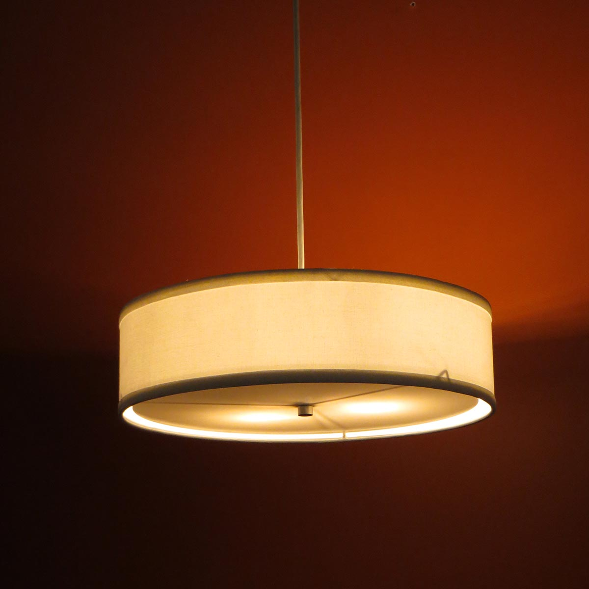 Cognac Pendant Light
