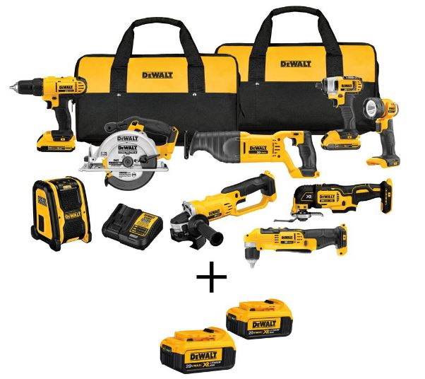 Home Depot Cyber Monday Save 55 Off Select Dewalt Power Tools Stl Mommy