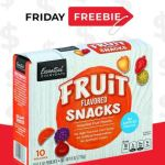 Shop 'n Save Coupon – FREE Essential Everyday Fruit Flavored Snacks