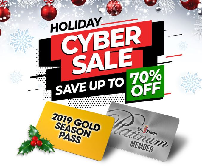Six Flags St  Louis Cyber Sale ~ Save Up To 70% On Season