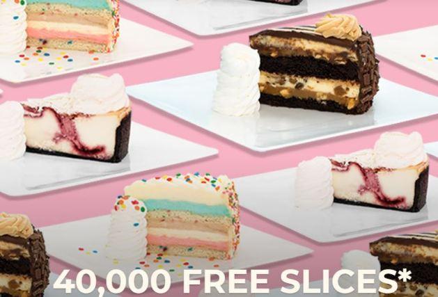 Marvelous The Cheesecake Factory Free Cheesecake Beginning December 5Th Personalised Birthday Cards Beptaeletsinfo