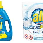Walgreens – All Liquid Laundry Detergent, Powercore or Mighty Pacs $1.88 (Retail $6.49)