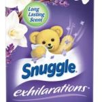 Walmart – Snuggle Dryer Sheets As Low As 84¢