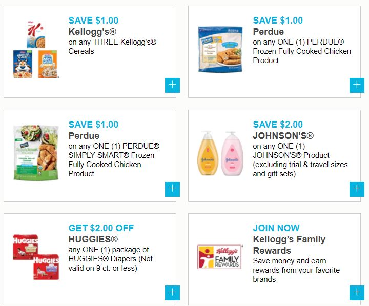 ce594dd13 There are a ton of hot new coupons available today! Hurry over and print  your favorites before they reach print limits and don't forget to check out  the ...