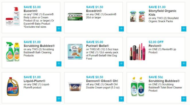 baf16a49d It's a new month and there are a ton of hot new coupons available today!  Hurry over and print your favorites before they reach print limits and  don't forget ...