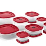 Rubbermaid 28-Piece Easy Find Lids Food Storage Set $7.99 (Retail $24.99)