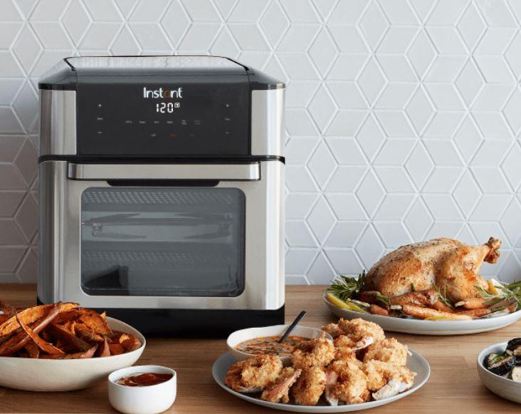 Instant Vortex Plus 7 In 1 Air Fryer Oven 10 Quart 79 Shipped