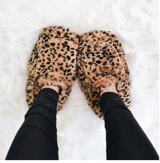 Warmies Heatable Plush Slippers $19.99 (Retail $32.99) - STL Mommy