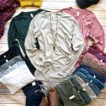 Fall Long Length Long Sleeve Tees $12.99 (Retail $24.99)