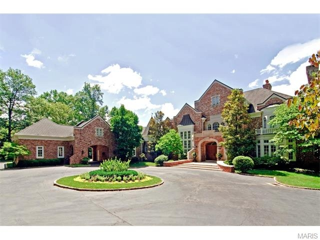 Long drive leads to this tucked away, impressive estate property