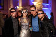Robert Bearden, Susan & Paul Sauer, David Dresner