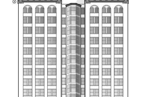Hotel Saint Louis reimagines an Adler & Sullivan classic