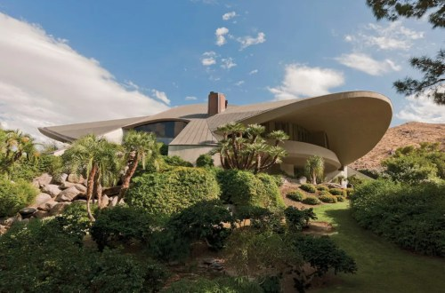 Six Surprisingly Modern Houses of Mid-Century Hollywood Stars