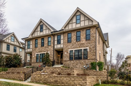 New Contemporary Townhome Filled with Luxury Upgrades | 7634 Delmar Blvd