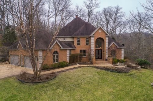 Executive Home on 3 Private Acres | 1218 Lewis Spring Drive