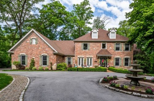 French Country Estate in Chesterfield | 1661 Wilson Avenue