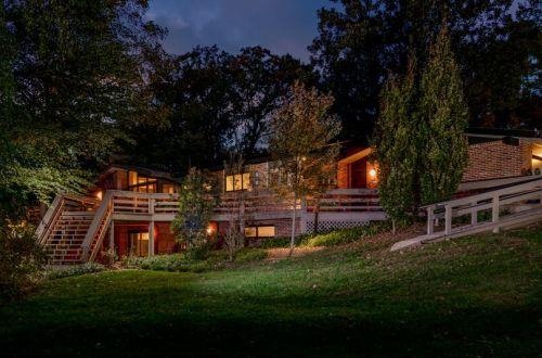 Inside Spacious Contemporary Ranch | 11880 Conway Road