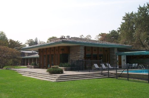 Marc Jacobs Buys Frank Lloyd Wright Home in New York for $9.175 Million