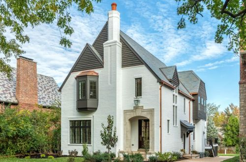Custom New Construction Home by Period Restoration | 7635 Westmoreland Avenue