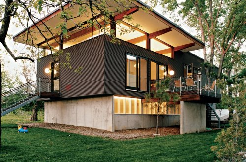 4 Prefab Homes in Missouri that are Exceptional
