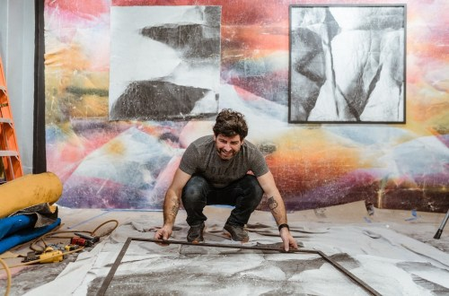 'Come Play with Me' an Interactive Performance with Peter Manion | Houska Gallery
