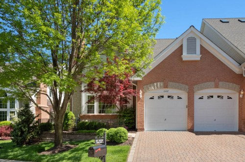 Well Appointed Villa in The Manors at Questover | 12427 Questover Manor Court