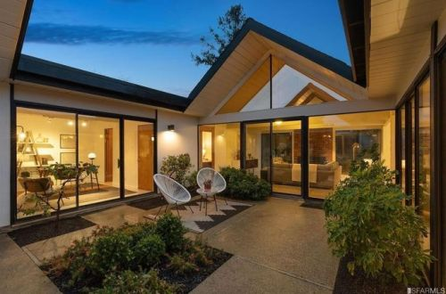 10 Eichler Homes for Sale in the San Francisco Bay Area