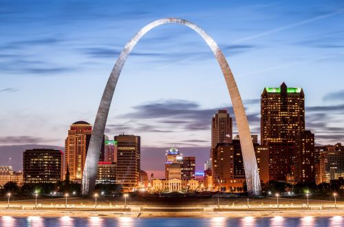 """Bloomberg Lists St. Louis As """"Must-Visit Spot' This Summer"""