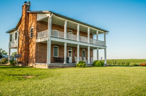 Renovated 1850's Farmhouse On Over 100 Acres | 2565 Melody Lane