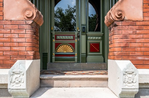 Virtual Tour Of The Famous Keyhole House In Soulard | 2423 South 13th Street