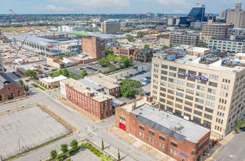 Unique Opportunity To Own A Renovated Firehouse In Downtown St. Louis | 503 North 20th Street