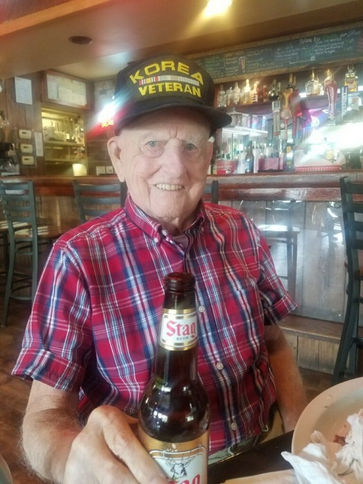 Paul E. Struckhoff, Korean War Veteran COVID19 Death
