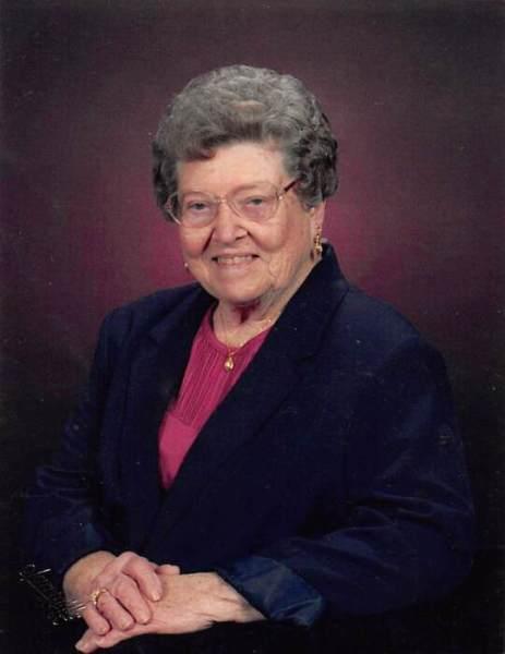 Dorothy Marie Wolff Goebel