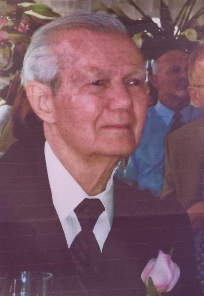Dr. Frank E. Seifried, D.D.S.