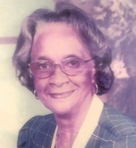 Katherine Louise Bronson – retired welder