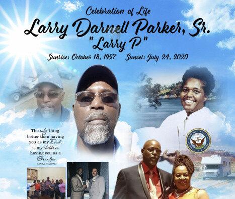 Larry Darnell Parker Sr.
