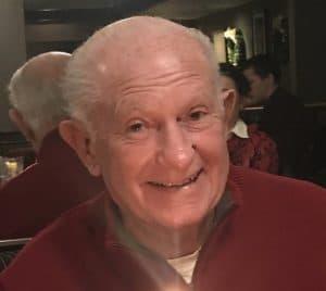 St. Louis COVID death Walter Klein