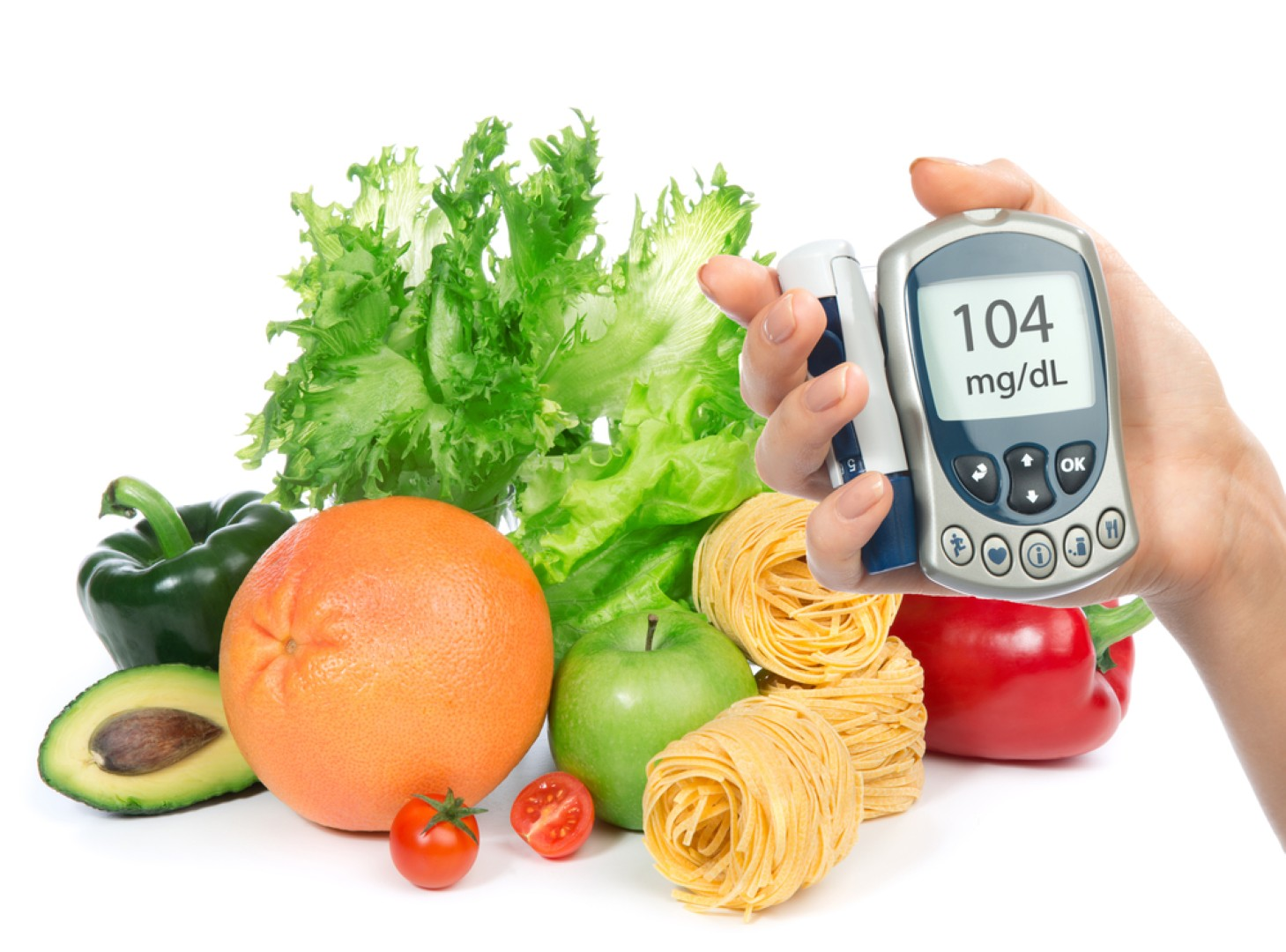 Diabetes Type 1 and Type 2 Weight Loss Nutrition