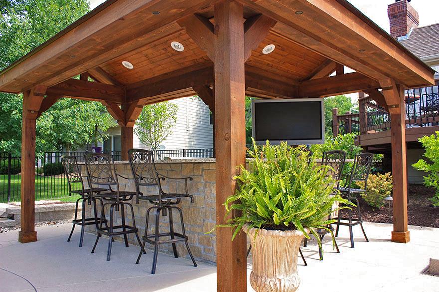 Baker Pool Construction St Louis Concrete Pool Deck