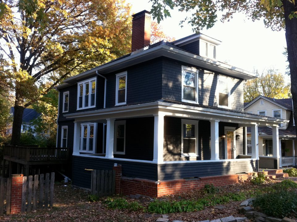 webster groves exterior painting 33
