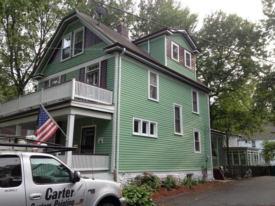 webster groves exterior Painting