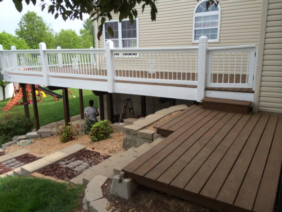 Berühmt Deck Staining and Cleaning-Call Carter Custom Painting VL85