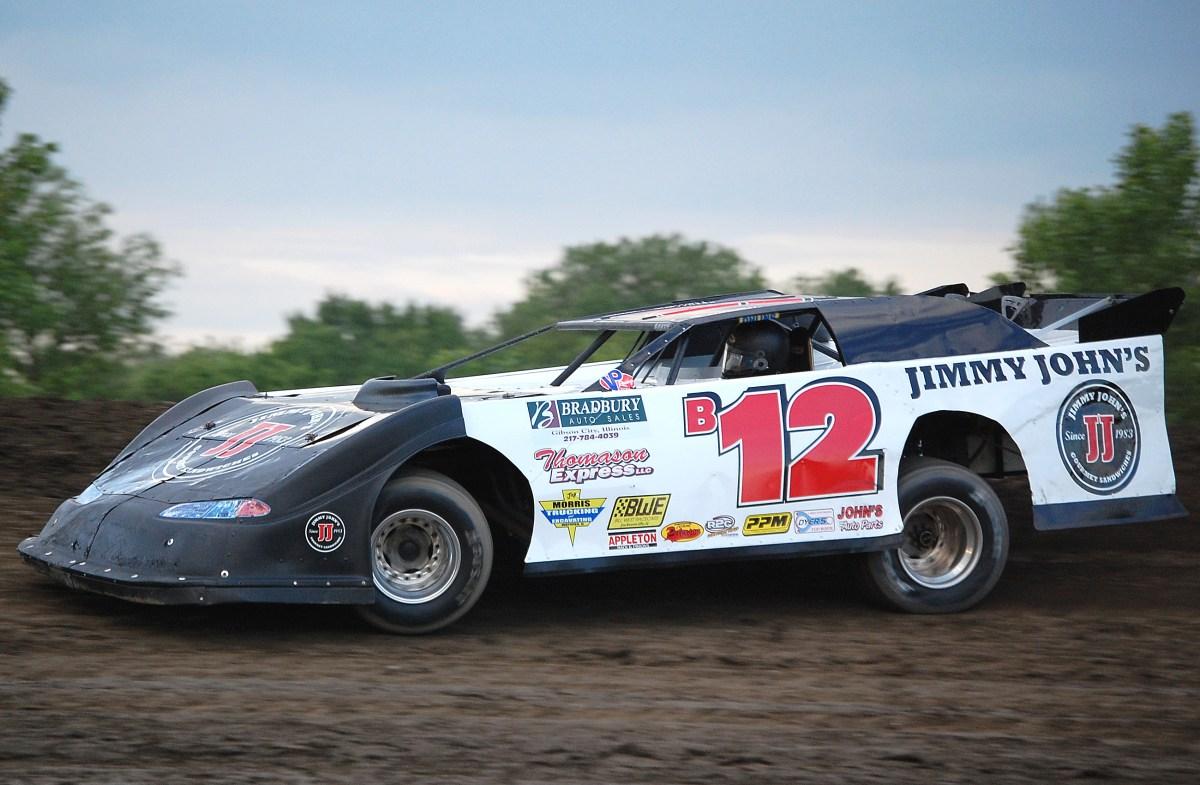 Kevin Weaver and Jimmy John's, Inc. Reunite for the 2018 Racing Season!